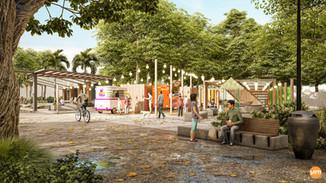 Food Truck Marina Park