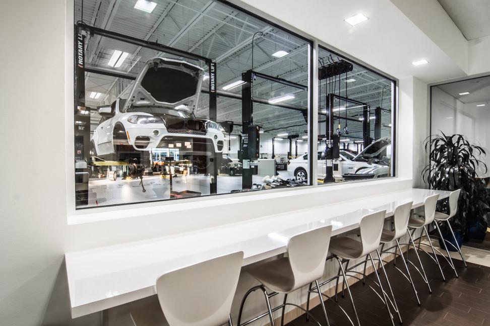 BMW Café