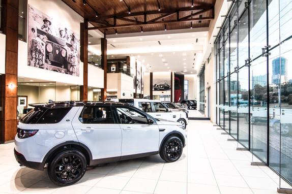 Jaguar Land Rover of Atlanta
