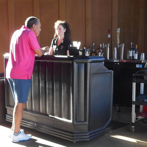 Open Mini Bar