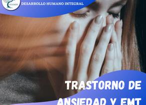 Trastorno de ansiedad  en tratamiento con Estimulación Magnética Trascraneal