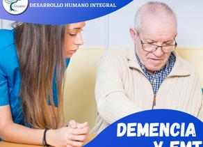 DEMENCIA Y EMT