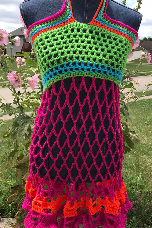 Webby Sun Dress/Skirt