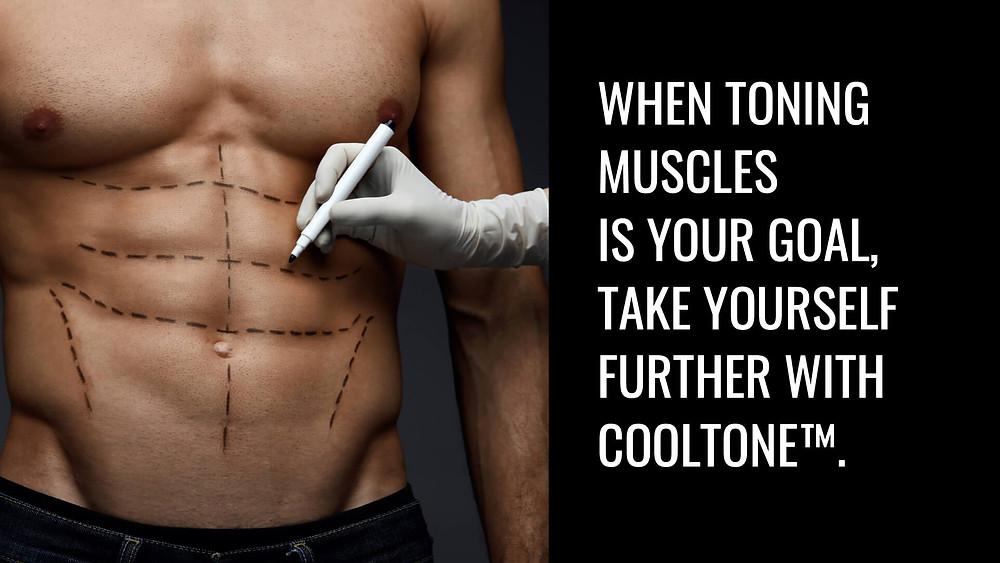 Cooltone Las Vegas muscle building technology