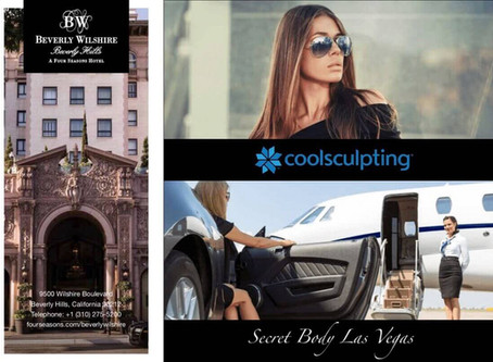 #1 Coolsculpting Clinic in Las Vegas Ranked 3rd in the US for Luxury Coolsculpting Treatments.