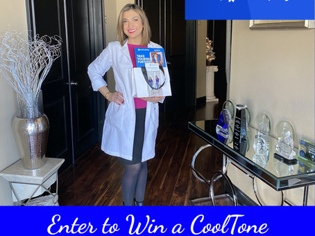 Enter to Win a Free CoolTone by Coolsculpting