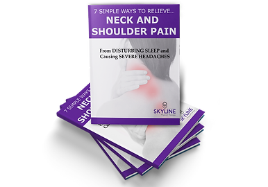 Neck Pain Relief and Shoulder Pain Relief   Skyline Physical Therapy, Wyckoff, New Jersey