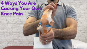 4 Ways You Are Causing Your Own Knee Pain, Knee Pain Relief Treatment and Tips, Wyckoff, New Jersey, Skyline Physical Therapy