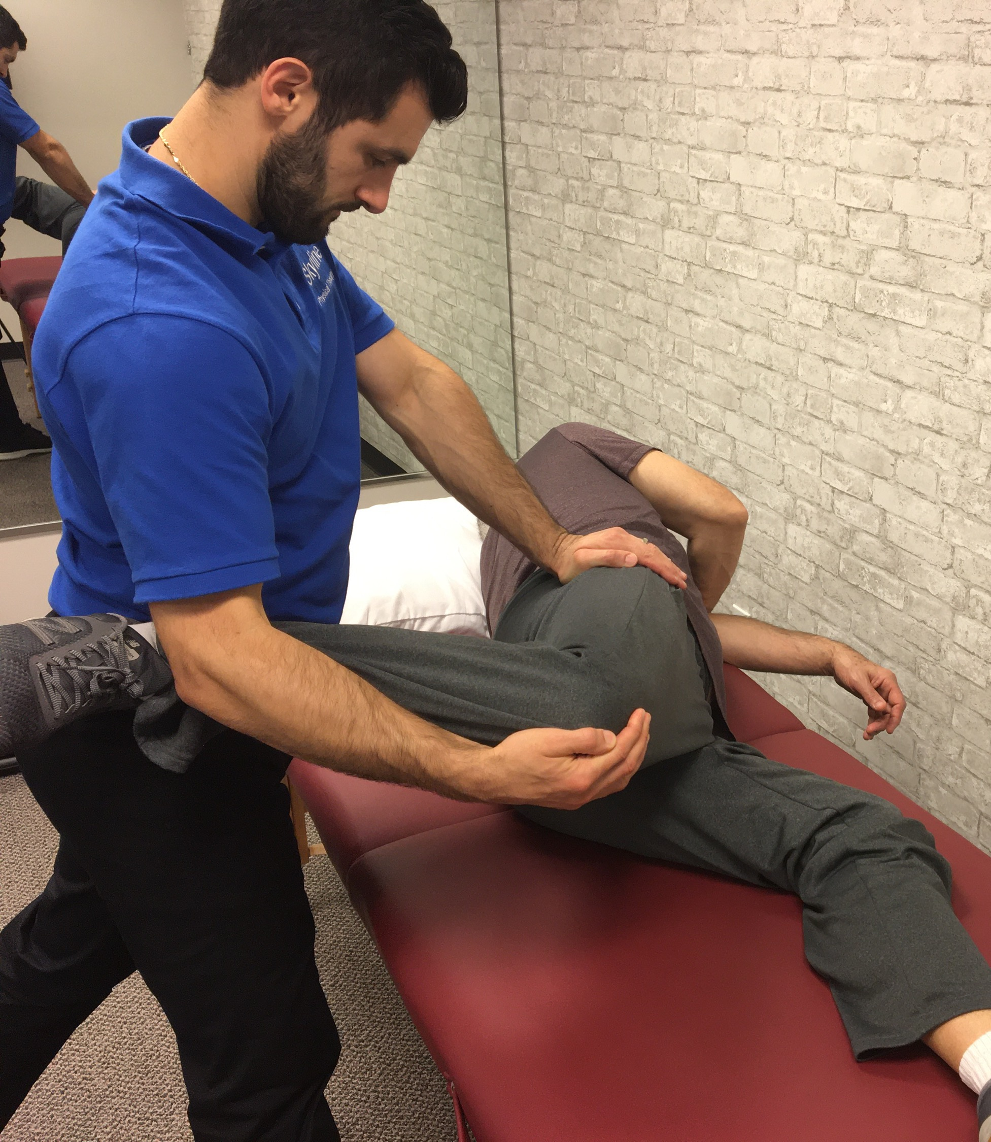 Fascial Stretch Therapy - Skyline Physical Therapy, Wyckoff, New Jersey