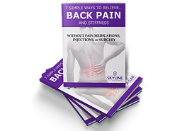 Back Pain Relief Allendale, NJ - Skyline Physical Therapy