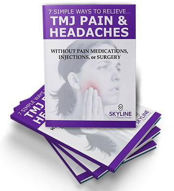 TMJ Pain Relief and Headache Relief, Wyckoff, New Jersey, Skyline Physical Therapy