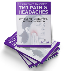 TMJ Pain Relief Guide, Wyckoff, New Jersey, Skyline Physical Therapy