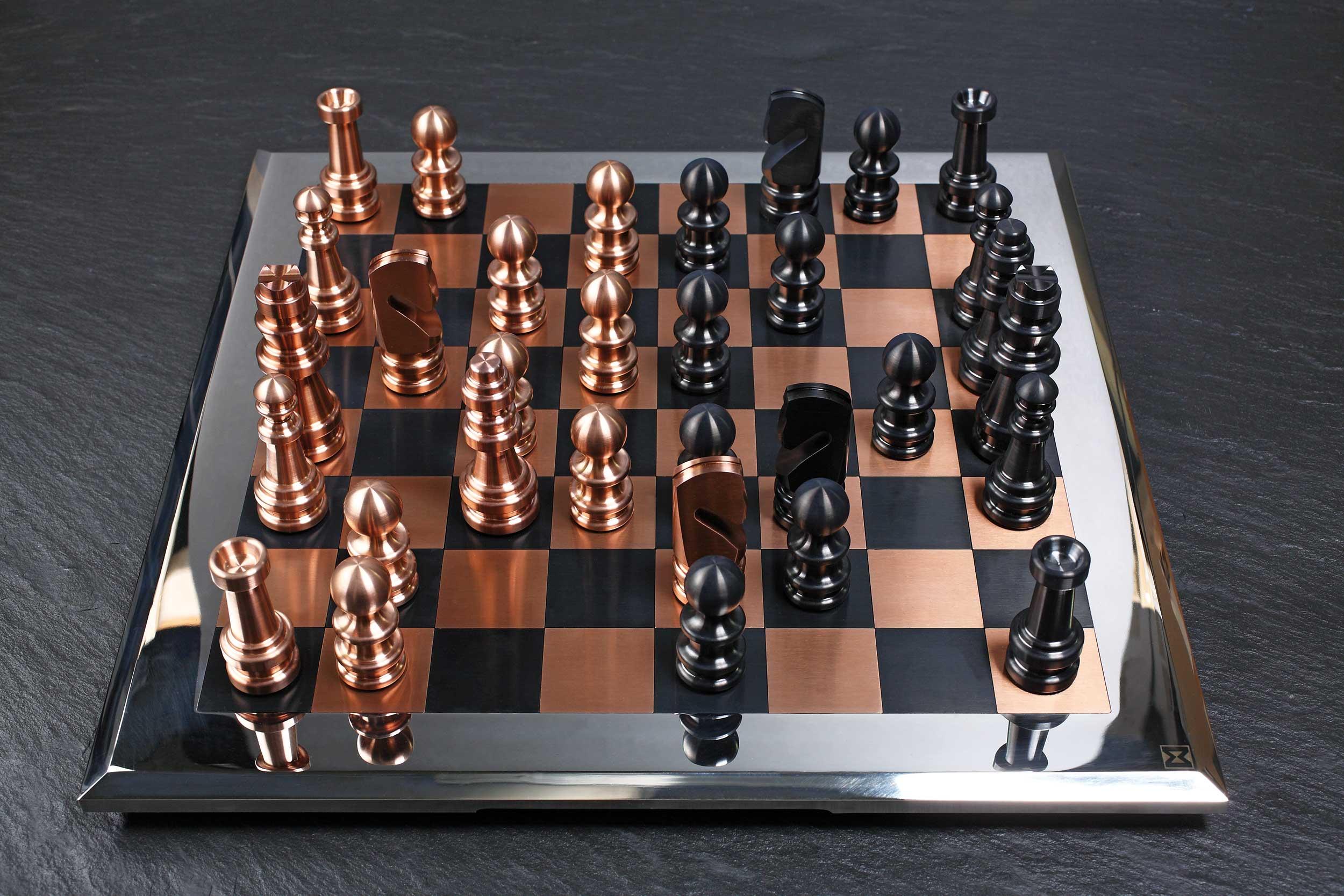 MW Interior Schachspiel ROYAL