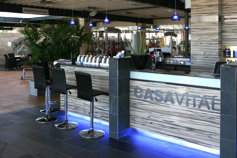 CasaVital Eingangbereich