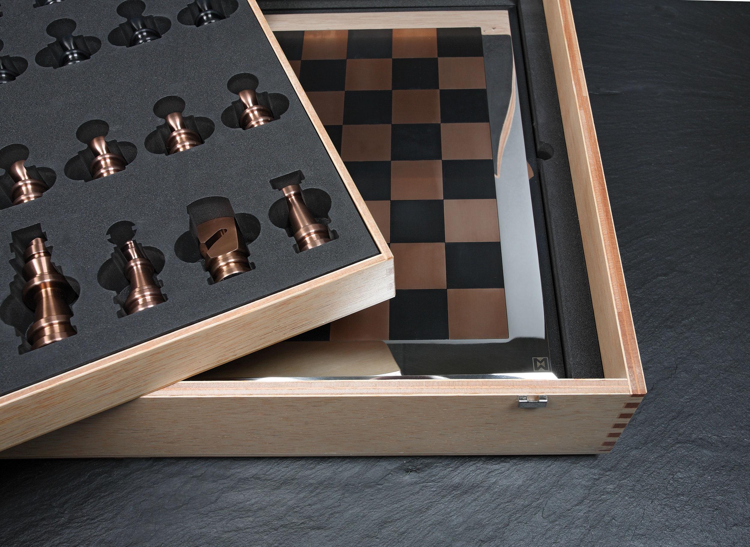 MW Interior Schachspiel