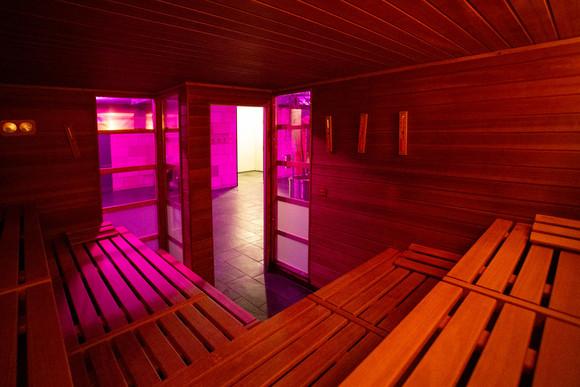 Sauna Impression