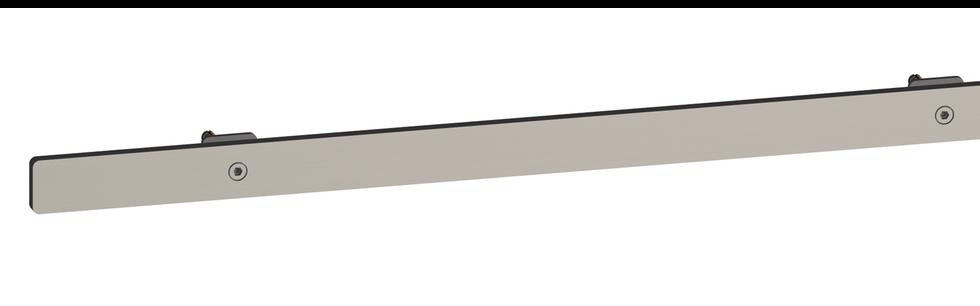 Flachprofillaufschiene