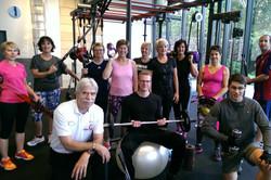 CasaVital Trainer und Mitglieder