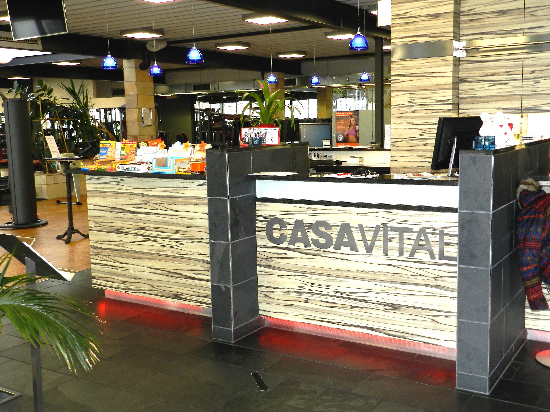 CasaVital Eingangsbereich