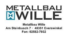 Metallbau Wille