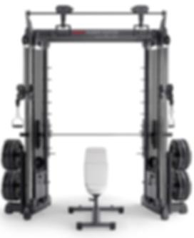 Multipower Fitnessgerät Fitnessstation