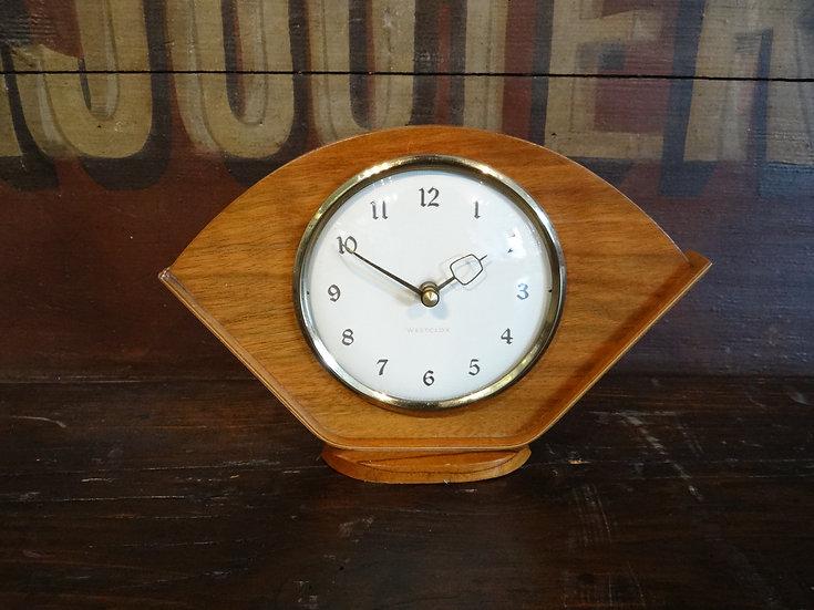 517-Art Deco Mantel Clock