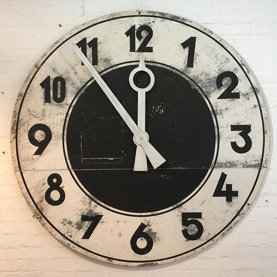 416-Extra Large Turret Clock