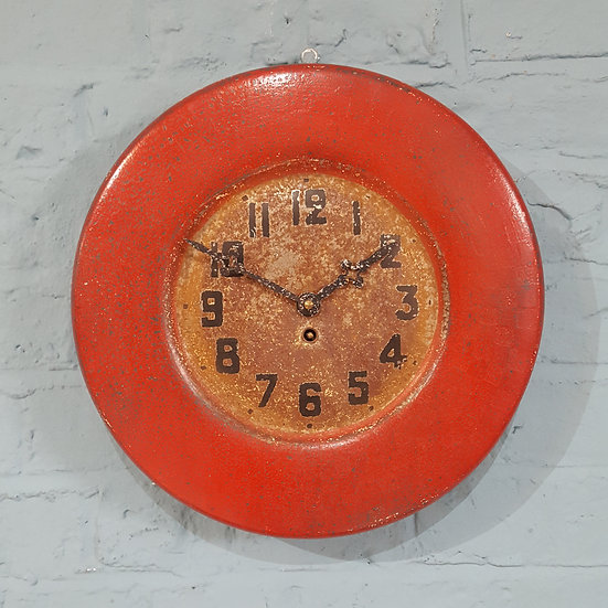 697 - The Perfect Shabby Chic Wall Clock