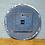 Thumbnail: 702 - Blue Convex Turret Clock