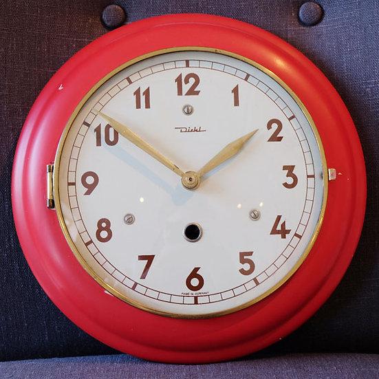 338-Continental Wall Clock