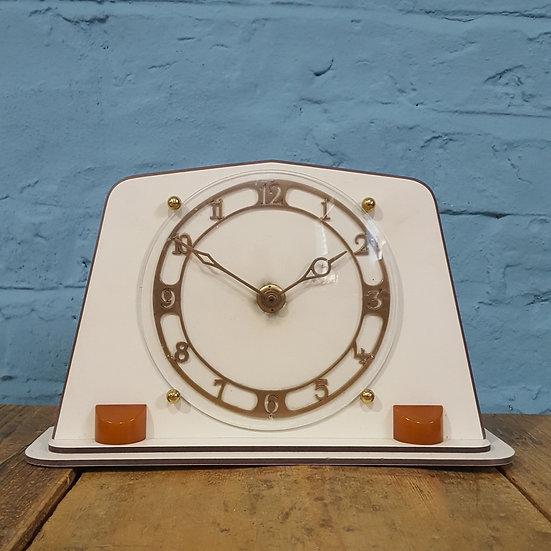 681 - Art Deco Electric Mantel Clock
