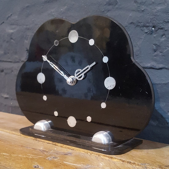 637 -Rare Art Deco Clock