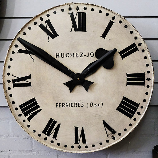 248-Large Traditional Wall Clock (Reserved)