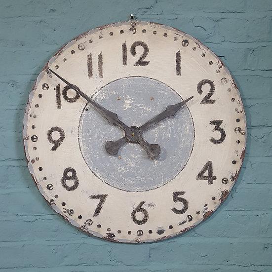 250-Large Iron Dial (Turret Clock)