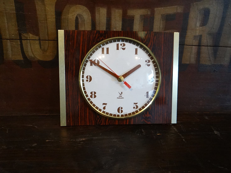 512-French Jaz Clock