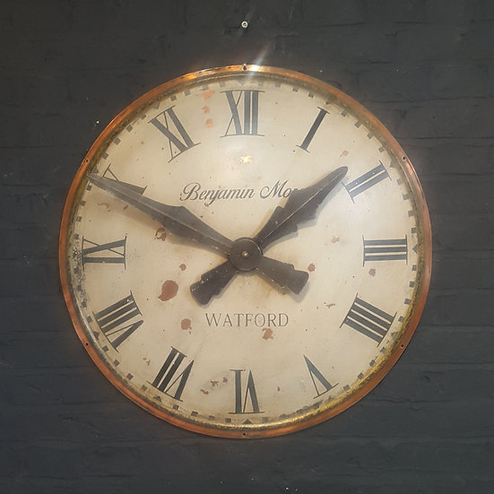 621 - Classic English Turret Clock
