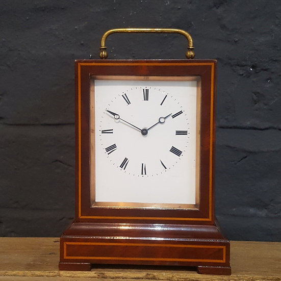 635 - Superb French Carriage Clock