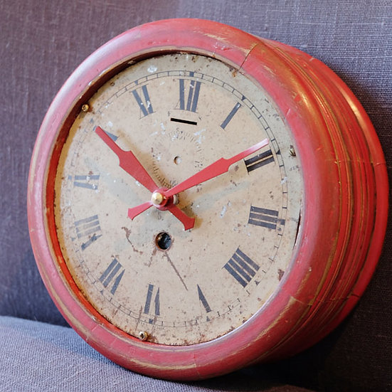 336-Small Round Wall Clock