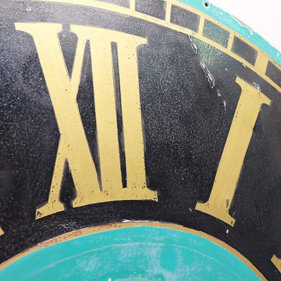 423-Large Round Turret Clock