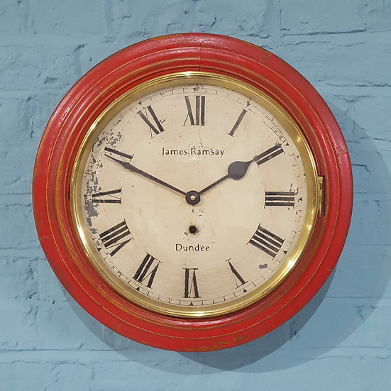 657-Classic English Wall Clock