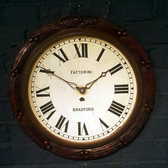301 - FATTORINI BRADFORD CLOCK