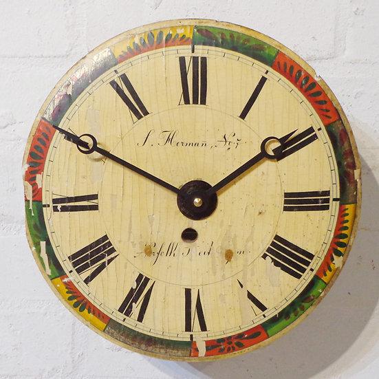 018-Black Forest Clock