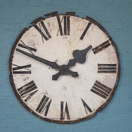 663- Large Turret Clock Dial