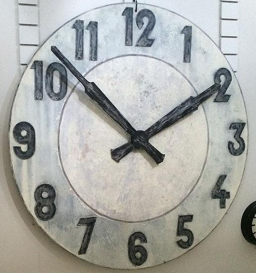 131-Large Turret Clock