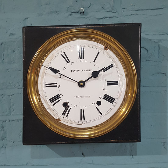 698 - Stylish 19th Century French Clock