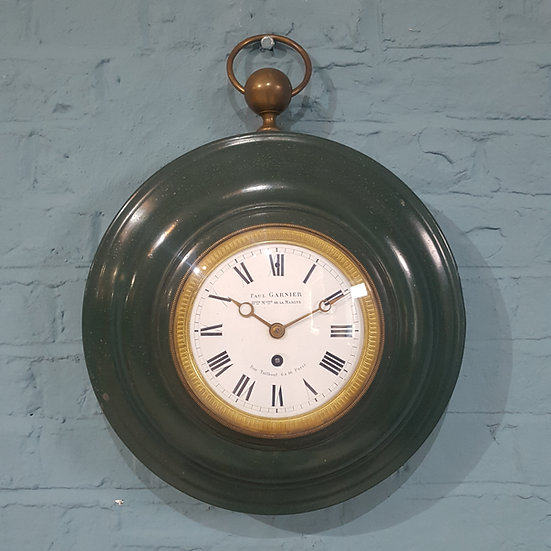 685 - Superb 19th Century French Wall Clock
