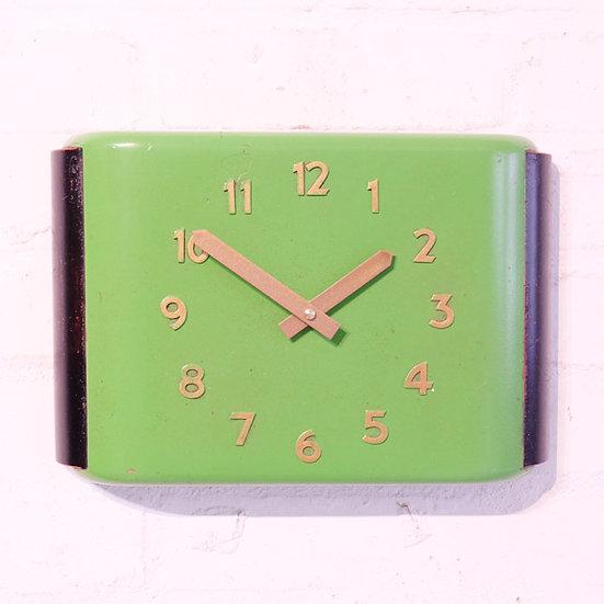 292-Art Deco Wall Clock