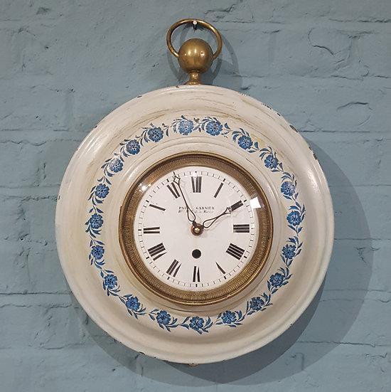 649-Paul Garnier Wall Clock