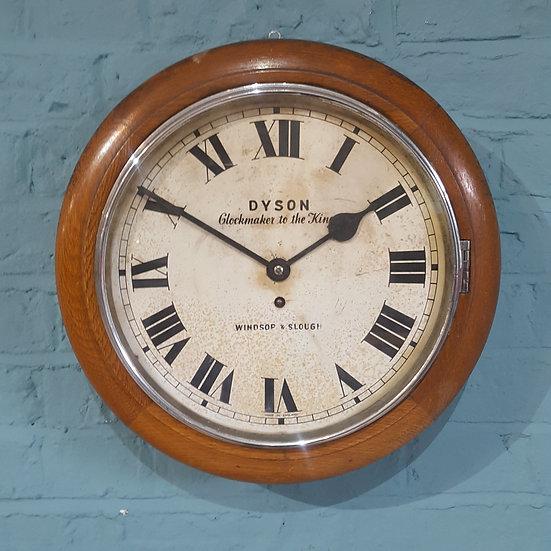703 - Regal 1930's Wall Clock