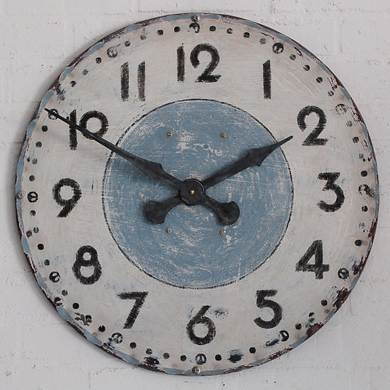 250-Large Iron Dial (Turret Clock)
